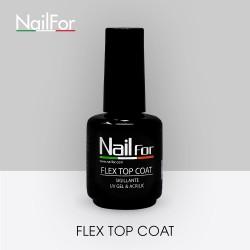 Flex Finish con dispersione top Coat