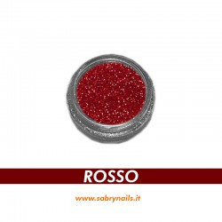 COLOR EYELINER GLITTER - COLORE ROSSO