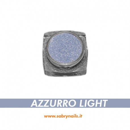 COLOR EYELINER GLITTER - COLORE AZZURRO LIGHT
