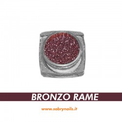 COLOR EYELINER GLITTER - COLORE BRONZO RAME