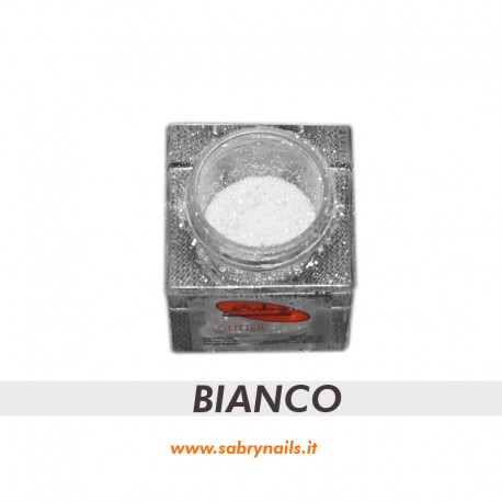 COLOR EYELINER GLITTER - COLORE BIANCO