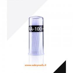 Micro applicatori per Extension ciglia - 100pz